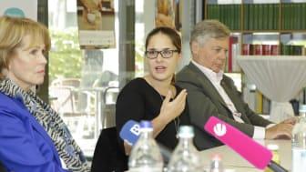 FARKOR: Kerstin Mannes (war selbst betroffen)