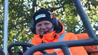 Peab Asfalt utför underhållsbeläggningar i Enköpings kommun