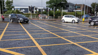 Major roadworks completed at one of Bury's busiest junctions