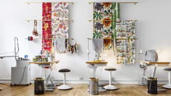 Svenskt Tenn opens furnishings studio