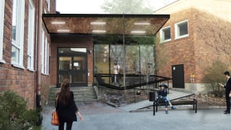 Mötesplats för innovation, Campus Solna