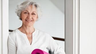 Bewegung ist gesund – aber durch die Corona-Einschränkungen fallen viele Gelegenheiten für sie weg. Davon besonders betroffen sind Senioren. (Client/Licensee: Hermes Arzneimittel / jd-photodesign, adobe)