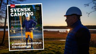 Följ med till Stenö Havsbad och Camping i senaste numret av tidningen SVEA. Foto: Ida Frid / Bildbyrån.
