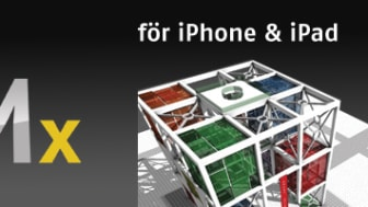 Graphisoft BIMx förvandlar iPad/iPhone till interaktiva plattformar för BIM.