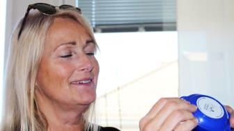 Pernilla Bratt är VA-chef på Lidköpings kommun.