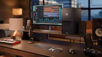 Nya XPS Desktop – designad för prestanda och stilkänsla