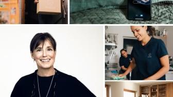 Monica Lindstedt får hedersutmärkelsen Årets Förebildsgrundare på Entreprenörsgalan 24 september