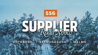 SSG bjuder in till en inspirerande frukost för att prata om vår uppdaterade tjänst SSG Supplier.