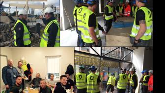 Arbetsmiljön i fokus på RO-Gruppen