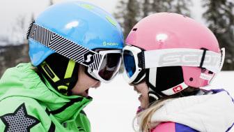 SkiStar Åre: Roliga barnaktiviteter under damernas alpina världscup