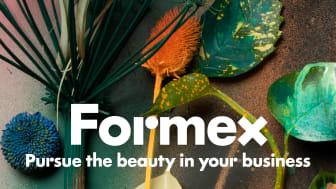 Trender, framtidsspaningar och kunskap – Formex bjuder på digitala aktiviteter i augusti