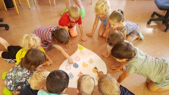 Im Juli war die KlimaschutzAgentur Reutlingen zu Gast beim Kindergarten in Holzelfingen