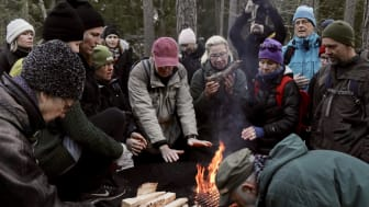 Ideellt engagemang skapar gemenskap. Foto: Henrik Waardahl