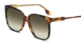 Klassiska former möter modernt hantverk i Victoria Beckhams senaste kollektion av glas- och solglasögon