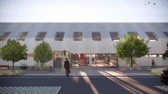 Hinbygården 7, nytt huvudkontor för Beckhoff Automation