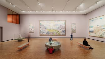 Edvard Munch monumental_foto_Einar Aslaksen