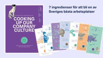 För 7e året i rad, och med hjälp av 7 ingredienser: AbbVie på topplistan över Sveriges bästa arbetsplatser
