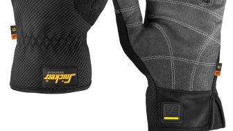 Snickers Workwear lanserar arbetshandske Power Tufgrip