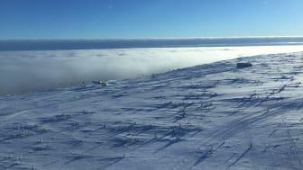 Sälen från ovan inversion