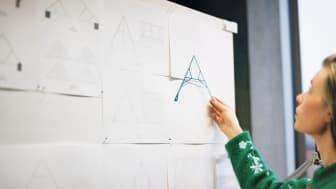 Yrkeshögskolan arbetar aktivit med breddad rekrytering. Fotograf Emilia Jiménez-Bergmark