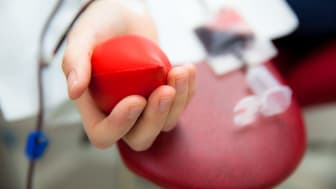 Den 14 juni är det Internationella blodgivardagen (World Blood Donor Day)
