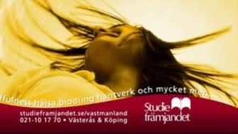 Vårens kursprogram från Studiefrämjandet i Västmanland