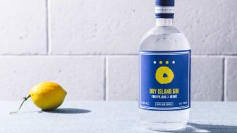 Hernö Gin och Four Pillars lanserar gemensamma Dry Island i Sverige.