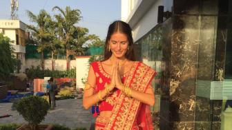 Inredningsstudier från Indien