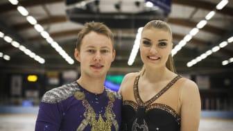 Alexander Majorov och Joshi Helgesson till VM i Japan i mars