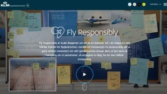 Initiativet 'Fly Responsibly' ska ena flygbranschen