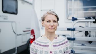 Sykler Nordkapp-Lindesnes uten fungerende nyrer