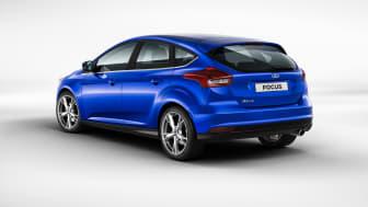 Nye Ford Focus, 5-dørs