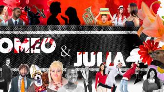 Romeo & Julia på moment:teater i december