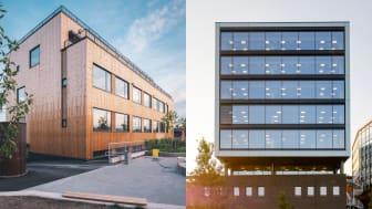 Höegh Eiendom har inngått avtale vedrørende kjøp av eiendommene Haslevangen 16 og Bøkkerveien 5 på Hasle i Oslo.