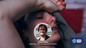SD Region Skåne vill införa ett regionalt huvudvärkscentrum