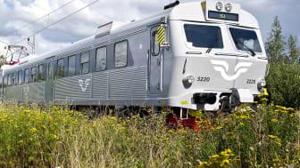 Snabbfakta om SJ och järnvägen
