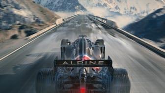 Alpine bliver Group Renaults avantgarde mærke