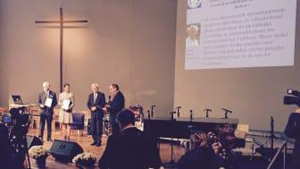 Norsk diabetesforskare erhåller Johnny Ludvigsson-priset