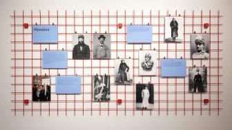 I 100 % kamp skildras rättighetskamper i det förflutna och i samtiden. Foto: Evelyn Thomasson/Regionmuseet Kristianstad