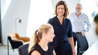 Prisma i Helsingborg är EYs Sverigekontor med bäst utsikt