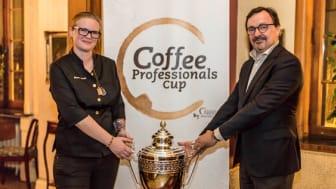 Minnie Sjöstedt tog hem segern i Coffee Professionals Cup