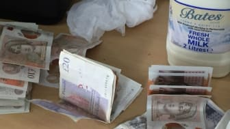 Cash seized in Norris Green