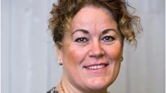 Marie Thelin, ny inköpschef på Woody Bygghandel AB