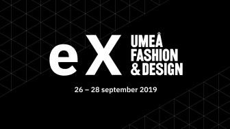 Stark representation från eXpession Umeå under Umeå Fashion & Design