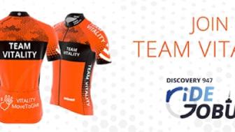 Latest premium Team Vitality Cycle kit