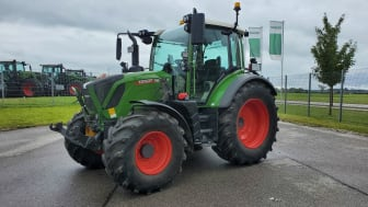 Pressfoto: Continental receives approval from Fendt.