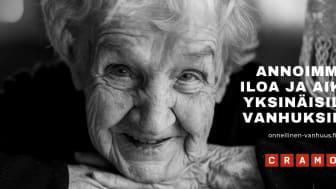 Tunnetko sinä tukea kaipaavan vanhuksen? Mekin päätimme lähteä Gubbe-kummitoimintaan mukaan