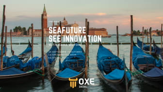 OXE Diesel at the SEA FUTURE SEE INNOVATION