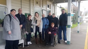 Transforming lives: The Possability group at Hampden Park