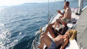 Konferens segling.11
